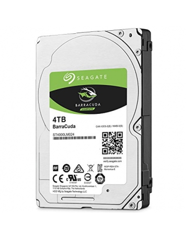 SEAGATE 2.5 BarraCuda 4To 5400T ST4000LM024