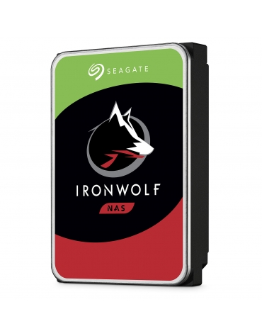"SEAGATE 3.5"" IronWolf 8To 7200T-NAS ST8000VN004"