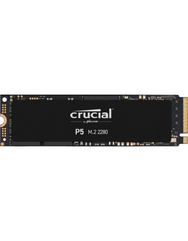 SSD CRUCIAL P5 500G M.2 2280 PCIe NVMe