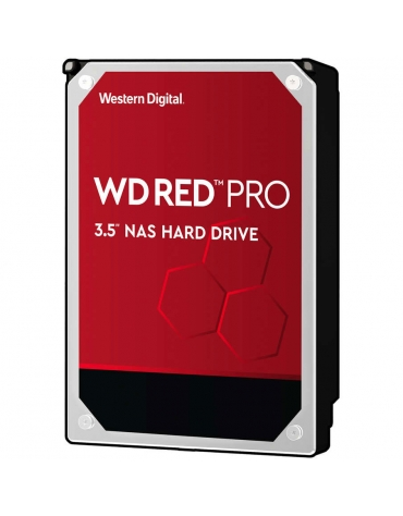 WD RED 8To SATA 6Gb/s 7200T 256MB