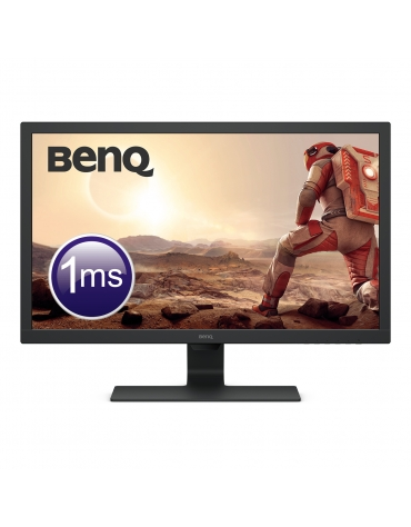 "BENQ 27"" Wide LED Noir 1ms HDMI/VGA/DVI"