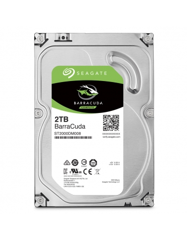 "SEAGATE 3.5"" BarraCuda 2To 7200T"