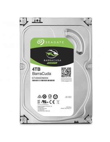 "SEAGATE 3.5"" BarraCuda 4To 5400T ST4000DM004"