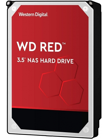 WD Red 6To 64Mo cache SATA 6GB/s NAS Storage